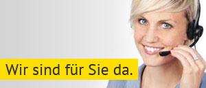 Service Telefon:  +49 (0)2131-74 23 255